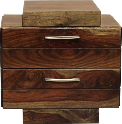 Nesta Furniture Cochin Solid Wood Side Table