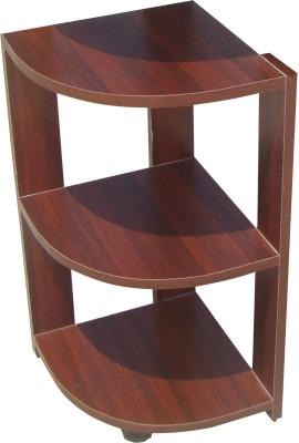 SS Modulars Engineered Wood Corner Table