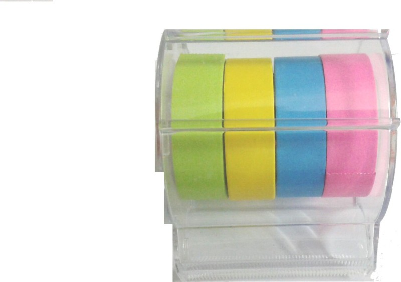 Ruhi's Creations Papertape003 Silhouette Paper Roll(12 mm  x  600 cm)