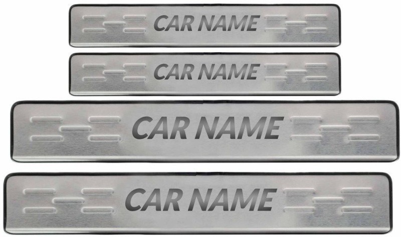 AutoParx Foot Steps For - Maruti Old Swift Door Sill Plate