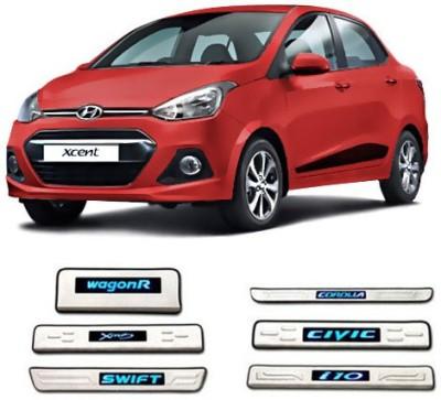 GurujiMart Led Foot Steps for-Hyundai-xcent Door Sill Plate