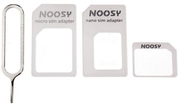 ShutterBugs SB-79 Sim Adapter(Plastic Noosy Sim Adapter Material)