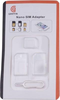 Griffin Premium Quality White Sim Adapter