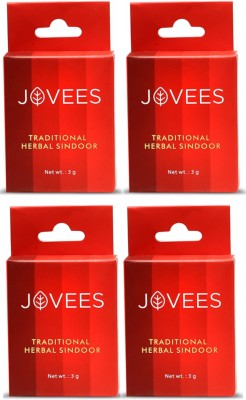 Jovees Herbal Combo ( 2 Red, 2 Mahroon ) SIndoor