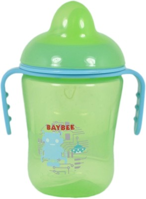 Babysid Collections 2 HANDLE NON SPILL - 6M+(MADE IN THAILAND) BPA FREE