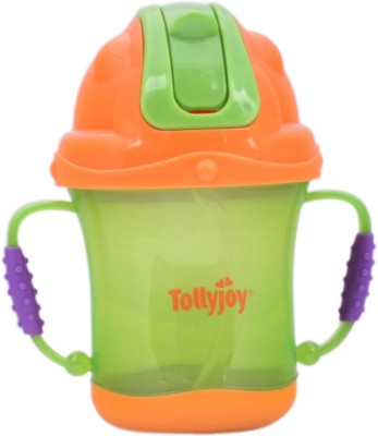 Tollyjoy Straw Training Cup~Green(Multicolor)