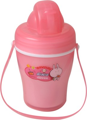Crazeis Pink Baby Sipper Small