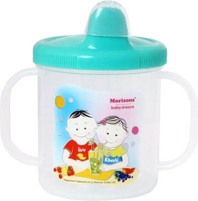 Morisons Baby Dreams Sippie Feeding Cup - Green