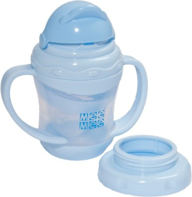 Mee Mee 2-in-1 Silicone Sipper