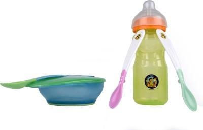 Beebop Sports Sipper, Bowl & 2 Heat Sensitive Spoons