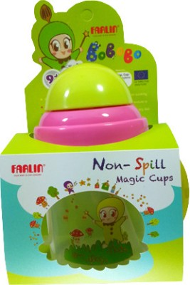 Farlin Non-spill Magic Cups -Straw