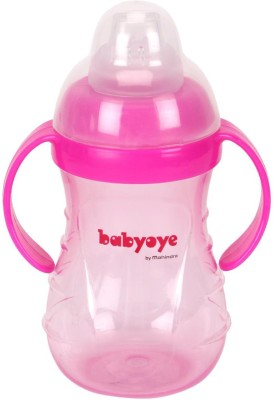 Babyoye Sipper Tall -270 ml(Pink)