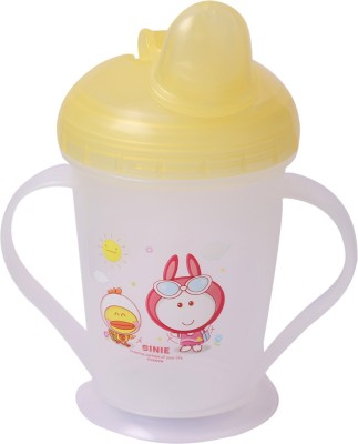 Crazeis Yellow Baby Sipper Cup