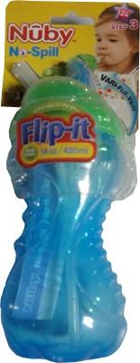 Nuby No-spill Flip-it Cup