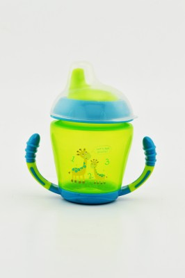 Mera Toy Shop 2 Handle Sipper Cup Green