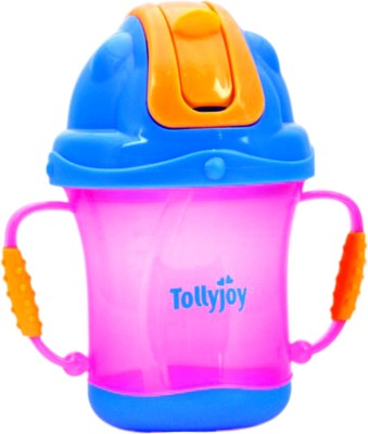 Tollyjoy Straw Training Cup~Pink(Pink)