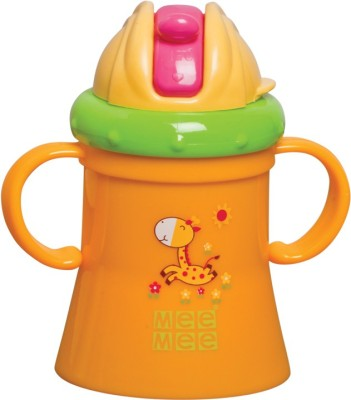 MeeMee Colorful Sipper with Double Handle