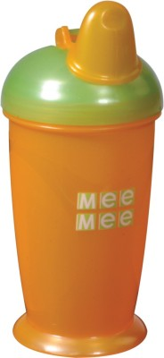 MeeMee Baby's Non-spill Feeding Cup(Orange)