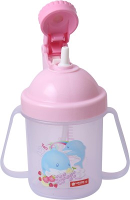 Crazeis Pink Baby Sipper Cup