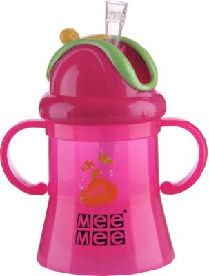 MeeMee Feeding Mug - Soft Straw