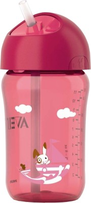 Philips Avent Toddler Cups Straw Cup(Pink)