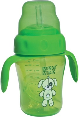MeeMee 2-in-1 Spout and Straw Sipper Cup