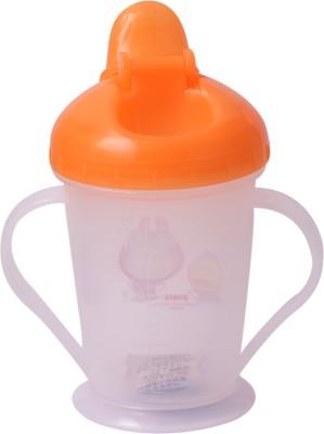 Crazeis Orange Baby Sipper Cup