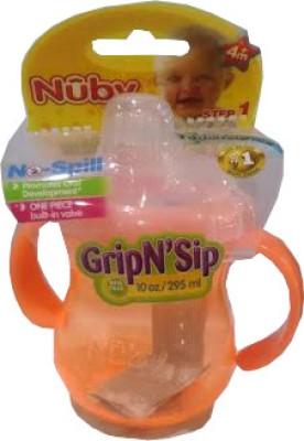Nuby No-spill Grip N Sip Cup