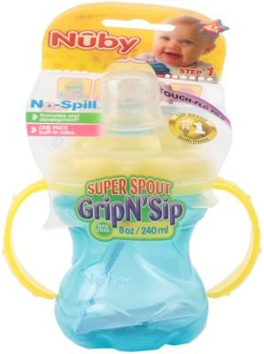 Nuby Flip-N-Sip 2 Handle Cup - 240ml