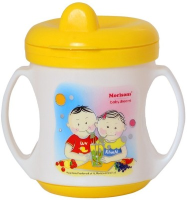 Morisons Baby Dreams Poochie Feeding Cup - Red