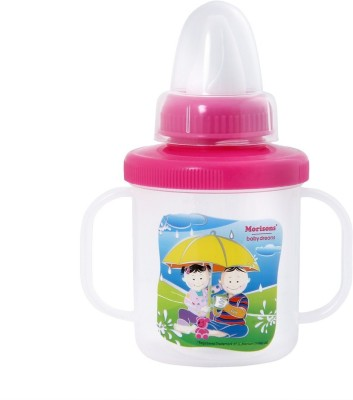 Morisons Baby Dreams Softie Sippie Feeding Cup - Pink