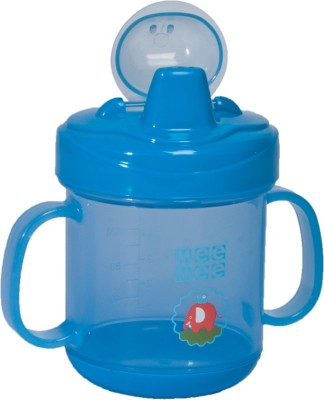 MeeMee Twin Handle Non-spill Feeding Cup
