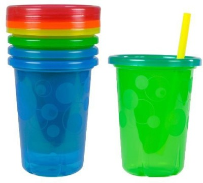 The First Years Take & Toss Spill-Proof Straw Cups
