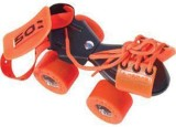 Cosco Zoomer Quad Roller Skates - Size 1...