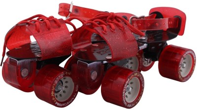 Guru Gold Quad Roller Skates - Size 12 to 16 UK