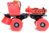 Cosco Zoomer Quad Roller Skates (Pink)