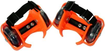 Dinoimpex Roller Skate with Led_2 Quad Roller Skates - Size 7 UK