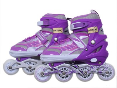 Dezire adjustable skates In-line Skates - Size 7-9 UK