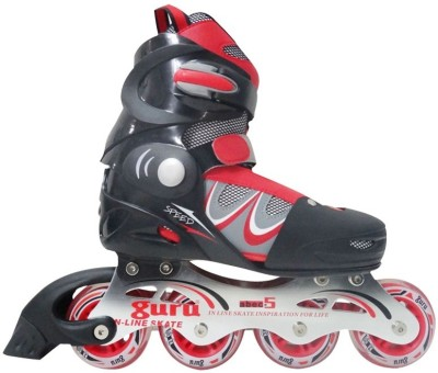 Guru Medium In-line Skates - Size 35-38 Euro