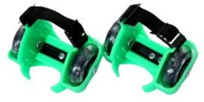 Magnusdeal Flashing Quad Roller Skates - Size 12-16 UK