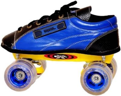Jaspo Pro - 20 Quad Roller Skates - Size 9 UK(Multicolor)