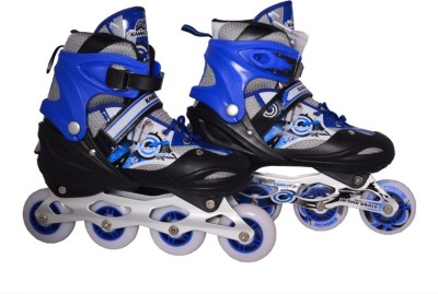Kamachi Skt065 In-line Skates - Size 36-7 UK(Blue)