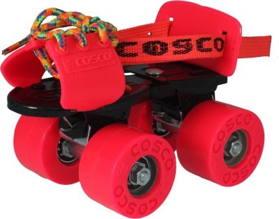 Cosco Zoomer JR Quad Roller Skates - Size 31 - 34 Euro