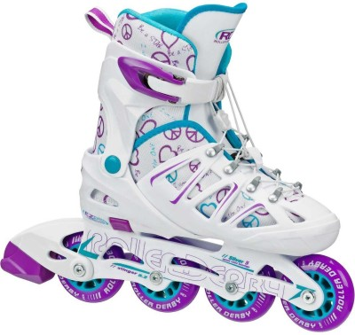 Roller Derby Stringer 5.2 In-line Skates - Size 2-5 US