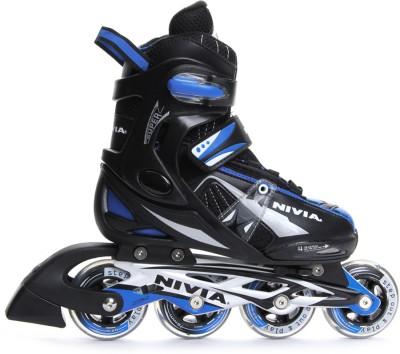 Nivia Super Roller In-line Skates - Size 36 - 39 US