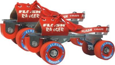 FLASH RANGER Quad Roller Skates - Size 4-7 UK