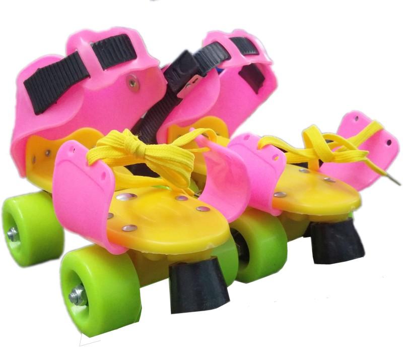 Krypton DRY SKT Quad Roller Skates - Size 5-9 UK(Multicolor)