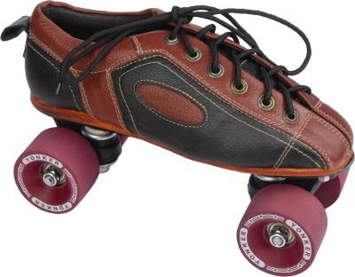 Yonker SHOE SKATE SPEED MASTER Quad Roller Skates - Size 11, 12, 13