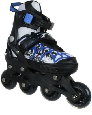 Nivia Plastic Frame In-line Skates - Size 37-40 Euro