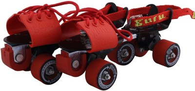 Guru Delux Quad Roller Skates - Size 12 to 16 UK